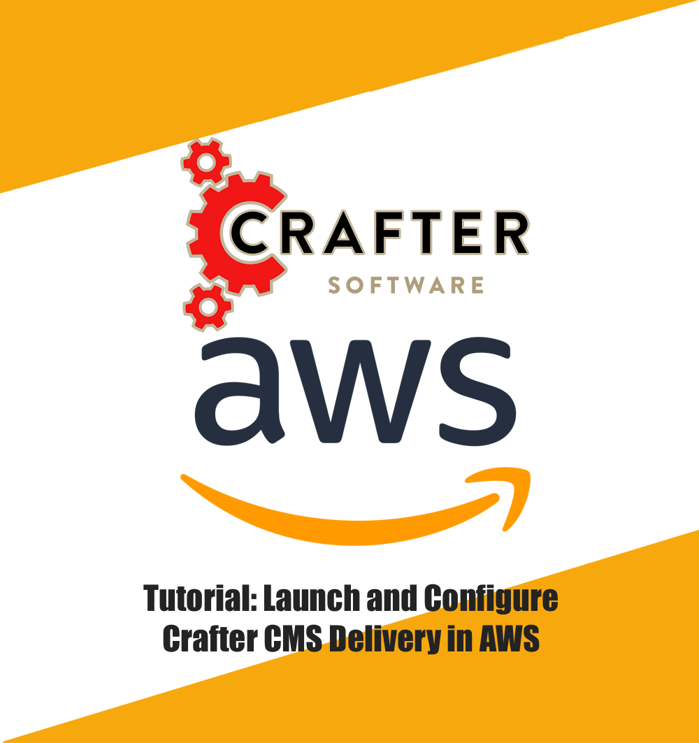 Setup Crafter CMS Delivery Using Crafter's AWS AMI