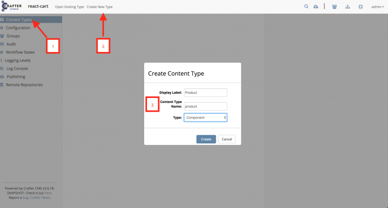 CMS for SPAs Tutorial: Using React and Node JS with Crafter CMS